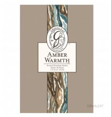 Greenleaf & Bridgwater AMBER WARMTH Large Scented Envelope Sachet